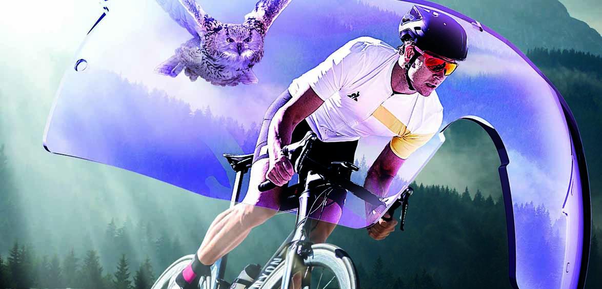 Bollé Phantom – huipputeknologiaa urheilunäkemiseen