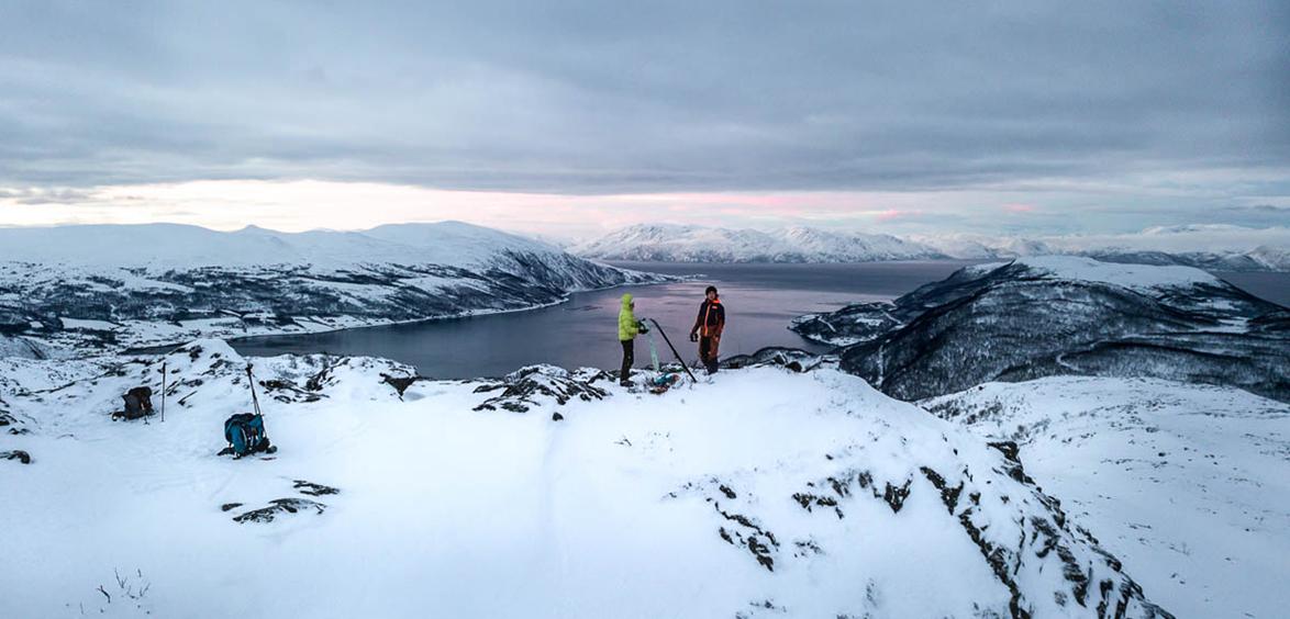 Juho Karhun terveisiä Pohjois-Norjasta