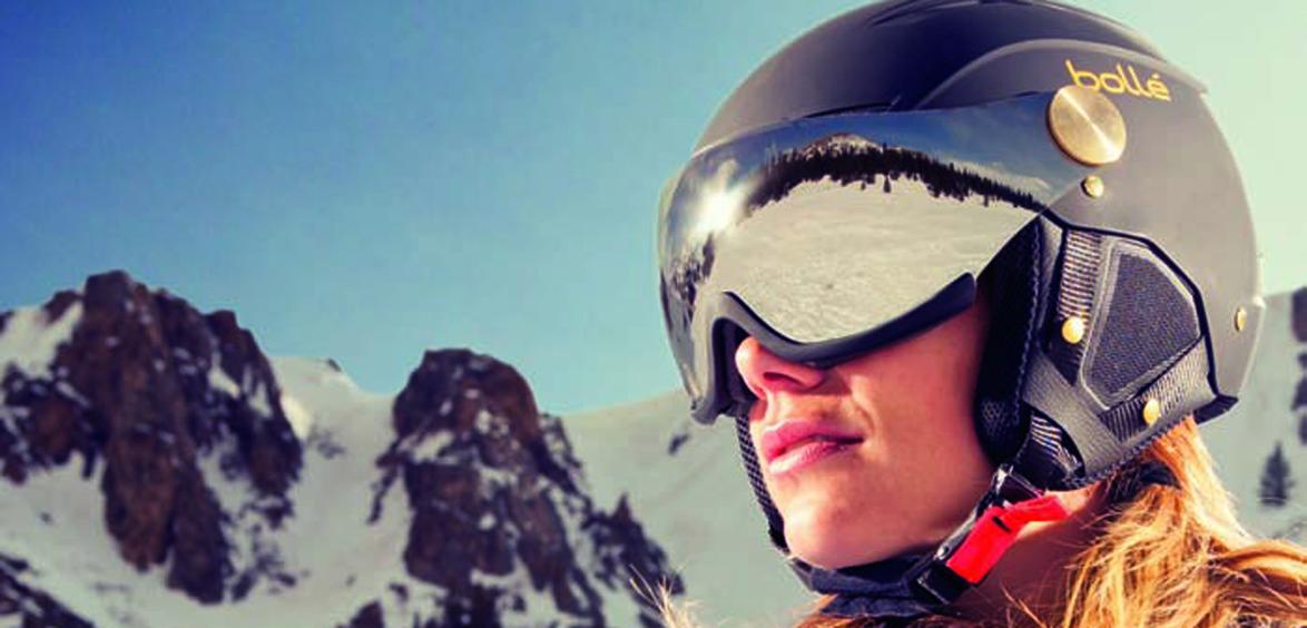 Bollé Backline visor - visiirikypärä