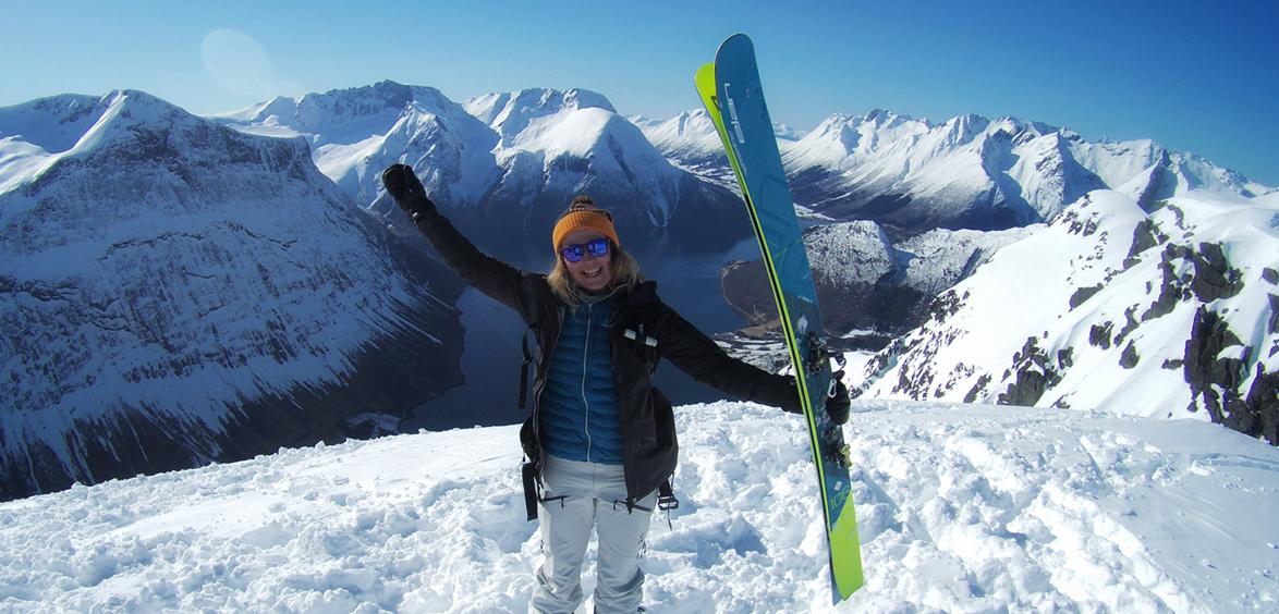 Vielä on talvea jäljellä! Miten olisi vaikka hiihtovaellus?