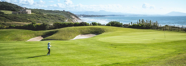 Aurinkolasit golfiin